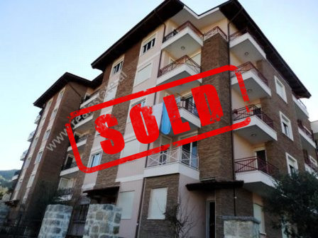 Apartments for sale in Zalli street in Tirana.