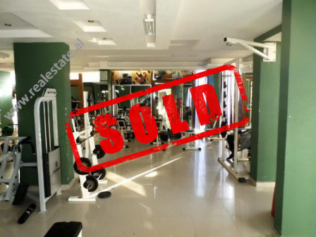 Store for sale close to the Grand Compound in Tirana.  The store in situated on the first floor of