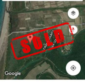 Land for sale in Kavaja District in Albania.  The land has a surface of 3000 m2.  It is located