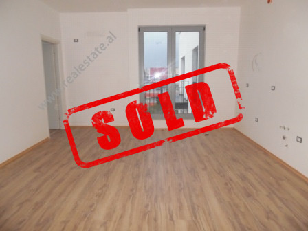 One bedroom apartment for sale in Bardhyli street in Tirana.  The apartment is situated on the fif