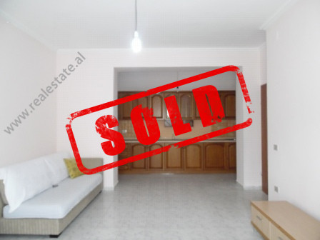 Apartment for sale close to A. Z. Cajupi high school in Tirana.