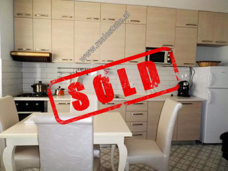 Three bedroom apartment for sale close to Bardhyl Street in Tirana  It is situated on the 1-st flo