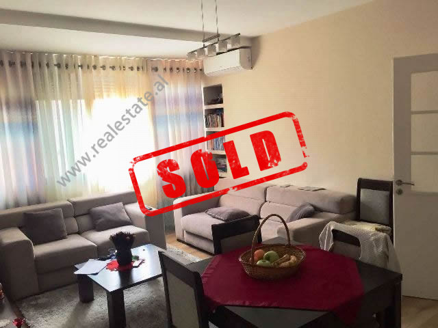 Two bedroom apartment for sale in front of Faculty of Foreign Languages, in Tirana.