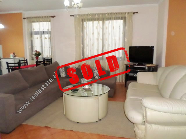 Two bedroom apartment for sale close to Globe Center in Tirana.  It is located on the 11th and las