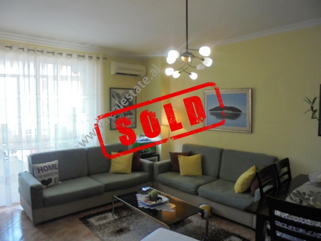 One bedroom apartment for sale in Don Bosko area, in Muzaket street in Tirana, Albania.
