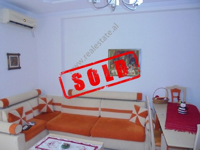 One bedroom apartment for sale near Myslym Shyri, in Sulejman Pitarka street in Tirana, Albania.