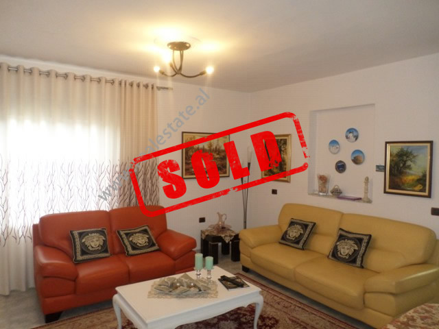 Two bedroom apartment for sale close to Gjik Kuqali street in Tirana, Albania.  It is located on t