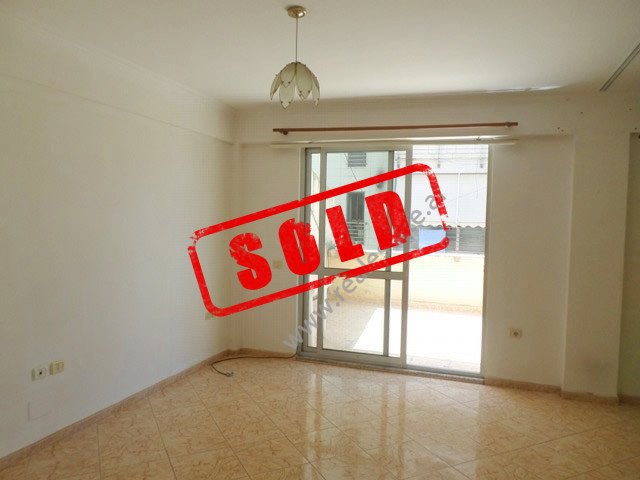 Two bedroom apartment for sale in Medar Shtylla street in Tirana, Albania.  It is located on the 2