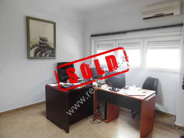 One bedroom apartment for sale in Mujo Ulqinaku street in Tirana, Albania.  The apartment is situa