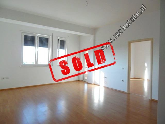 Two bedroom apartment for sale close to Partizani High School in Tirana.