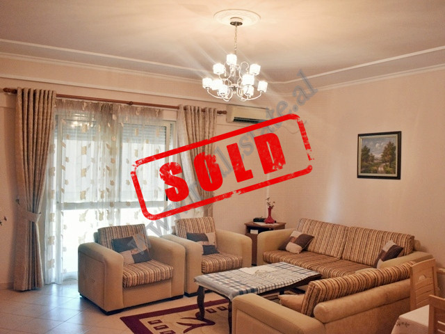 Three bedroom apartment for sale in Shefqet Kuka in Tirana, Albania.