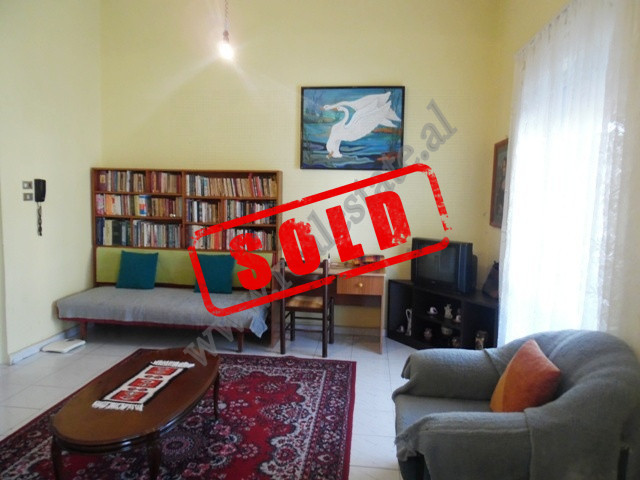 One bedroom apartment for sale close to Skenderbeg street in Tirana, Albania.
