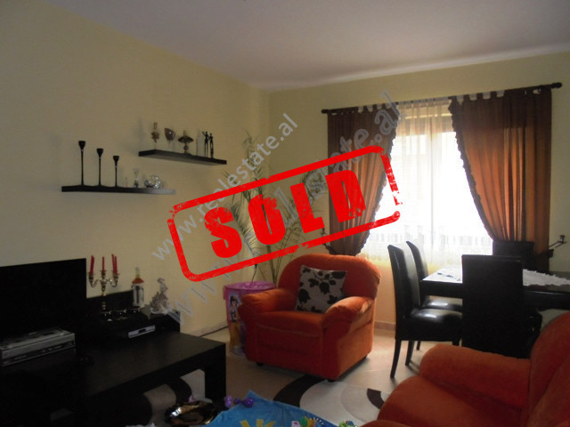 Apartment for sale in Bajram Curri boulevard, in Brryli area in Tirana.