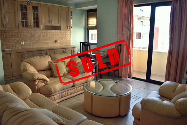 One bedroom apartment for sale close to Kavaja street in Tirana. The apartment is situated on the f