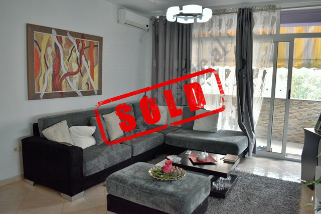 Three bedroom apartment for sale in Hasan Alla street.