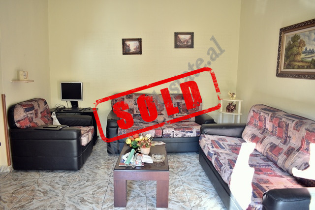 One bedroom apartment for sale in Memo Meto street in Tirana, Albania.