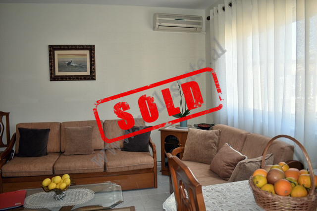 One bedroom apartment for sale near Dibra street  in Tirana, Albania.