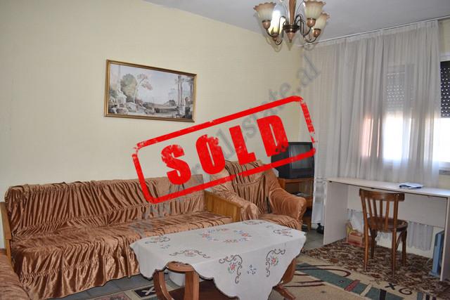 Apartament 1+1 per shitje ne rrugen Pandi Dardha ne Tirane. Shtepia ndodhet ne katin e katert por j