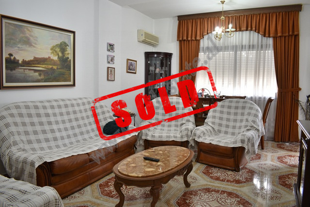 Apartament for sale in Brigada VIII in Tirana, Albania. The flat is part of a new building and it i